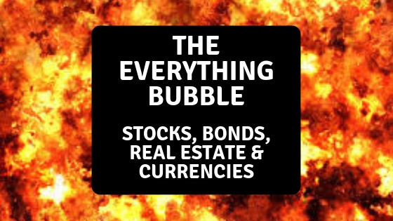 stock market crash, bond market crash, real estate crash, stock market bubble, real estate bubble, how to prepare for an economic crash