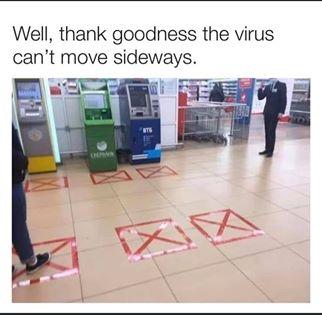 funny coronavirus meme, atm coronavirus meme