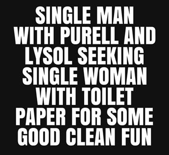 funny coronavirus meme, toilet paper coronavirus meme, man seeking woman coronavirus meme, purell, hand sanitizer