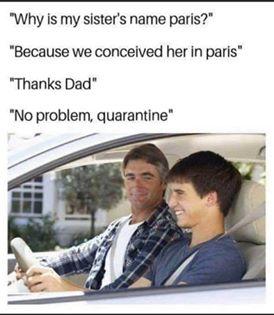 funny coronavirus meme, kid name coronavirus meme