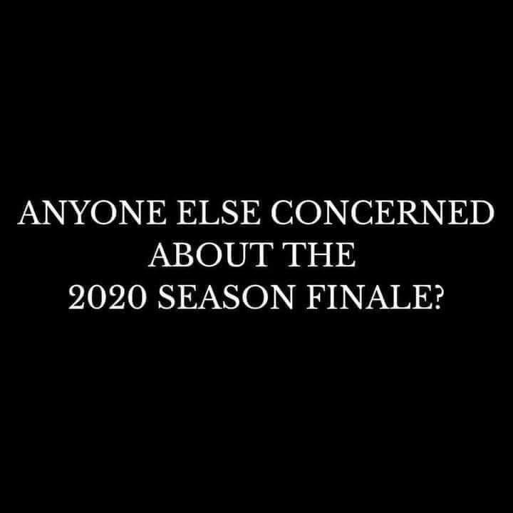 2020 season finale coronavirus meme, funny coronavirus meme