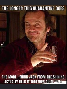 funny coronavirus meme, the shining coronavirus meme, jack nicholson coronavirus meme