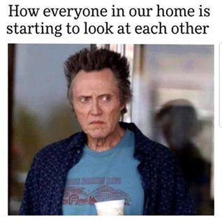 christopher walken coronavirus meme, funny coronavirus meme