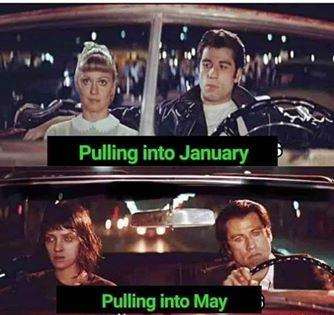 funny coronavirus meme, pulp fiction coronavirus meme, greese coronavirus meme, john travolta coronavirus meme, uma thurman coronavirus meme, olivia newton-john coronavirus meme