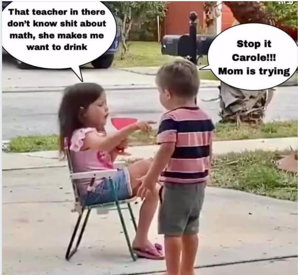 funny coronavirus meme, homeschool coronavirus meme, drinking coronavirus meme