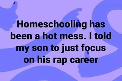 funny coronavirus meme, homeschool coronavirus meme, rap coronavirus meme, music coronavirus meme