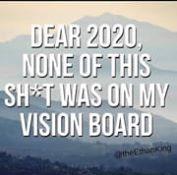 funny coronavirus meme, vision board coronavirus meme, metaphysical coronavirus meme